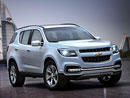 Chevrolet Trailblazer: Colorado bez korby (video)