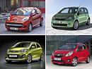 �koda Citigo vs. Kia Picanto vs. Peugeot 107 vs. Chevrolet Spark: Co koupit?