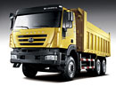 Kingkan: Nový těžký nákladní automobil pro Čínu