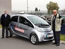 Peugeot iOn v Německu: Elektromobil pro autoškoly