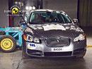 Euro NCAP 2011: Jaguar XF – Budou stačit čtyři hvězdy?