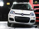 Euro NCAP 2011: Fiat Panda – Čtyři hvězdy do města