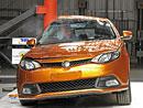 Euro NCAP 2011: MG6 – Čtyři hvězd pro čínský liftback