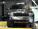Euro NCAP 2011: Jeep Grand Cherokee – Čtyři hvězdy