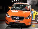 Euro NCAP 2011: Subaru XV – Pět hvězd letos i příští rok