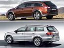 Designový duel: Peugeot 508 RXH vs. Volkswagen Passat Alltrack