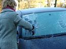 Zamrzlo mi auto. Co te�?