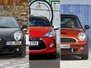 Designový trojboj: Alfa Romeo MiTo vs. Citroën DS3 vs. Mini – Malí a styloví