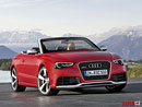 Audi RS5 Cabrio: Superkabriolet pro léto 2013