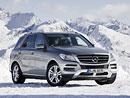 Mercedes-Benz M: Představujeme