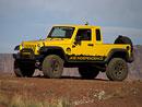Jeep Wrangler Unlimited Pickup: Přestavba slaví úspěch