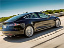 Tesla Model S: Ceny a definitivní specifikace nového elektro-sedanu