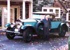 Američan jezdil s vozem Rolls-Royce přes 77 let