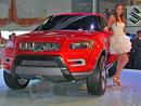 Maruti Suzuki XA Alpha: Koncept SUV pro zlatou mládež