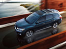Nissan Pathfinder Platinum Concept: Druhý návrat k samonosné karoserii