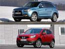 Co koupit: Mitsubishi ASX vs. Nissan Qashqai