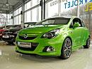 BSAuto Praha: Opel Corsa OPC Nürburgring Edition v pražské prodejně