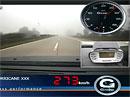 G-Power BMW M5 Hurricane RS: J�zda po d�lnici rychlost� 357 km/h (video)