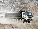 Volvo FMX: Stavba nejdelšího tunelu na světě (video)