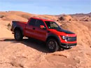 Ford F-150 SVT Raptor: Off-road akrobacie ve skalách (video)