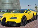 Bugatti Veyron 16.4 Grand Sport: Včelka Mája v Kataru
