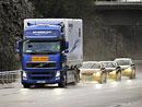 Volvo Trucks: Projekt SARTRE vstupuje do poslední fáze (video)