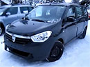 Video: Dacia Lodgy podrobněji, i s interiérem