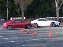 Video: Dvě Toyoty GT 86 v driftovacím duelu na parkovišti
