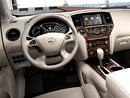 Nissan Pathfinder: Interiér odhalen