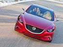 Video: Mazda Takeri – Jízdní záběry konceptu nové Mazdy 6