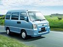 Subaru končí s výrobou minivozů