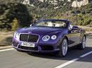 Bentley Continental GTC V8: �enevsk� premi�ra osmiv�lcov�ho kabria