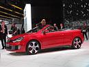 Volkswagen Golf GTI Cabriolet: Návrat GTI s plátěnou střechou
