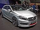 Ženeva živě: Mercedes-Benz třídy A není úplně rodinný typ