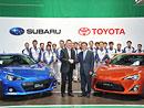 Toyota 86 a Subaru BRZ: Výroba zahájena