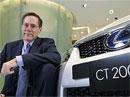 Bývalý šéf Lexusu v Evropě se vrací, má pomoci zvýšit prodej
