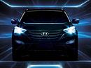 Hyundai ix45: Nástupce Santa Fe na prvních obrázcích (nové foto)