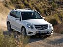 Mercedes-Benz GLK po faceliftu: Motory, ceny, výbava