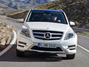 Video: Mercedes-Benz GLK – První záběry modernizovaného SUV