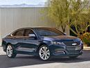 Chevrolet Impala řádně prokoukl, mohl by se prodávat i v Evropě