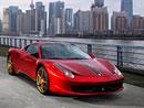 Ferrari slaví 20 let svého působení v Číně speciální edicí 458