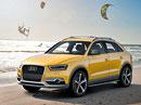 Audi Q3 jinlong yufeng: 2,5 TFSI a surfařská výbava