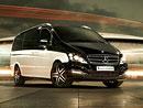 Mercedes-Benz Viano Vision Diamond: Luxusní limuzína z dodávky