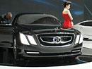BAIC C90L je luxusní koncept s motorem V12 pod kapotou