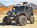 Jeep Wrangler Recon: Speciál do opravdu drsných podmínek