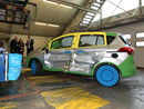 Crash test Fordu B-Max: D�kaz m�sto slib�