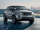Range Rover Evoque Victoria Beckham: Designová edice za 2,5 milionu (2x video)