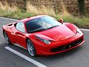 Ferrari svolává modely 458 a California kvůli klikové hřídeli