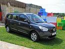 Dacia Lodgy bude stát 220 tisíc, servisní prohlídka 2 tisíce korun