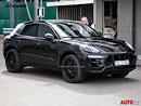 Spy Photos: Porsche Macan u� jezd� v N�mecku